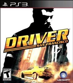 Driver San Francisco - Playstation 3 by Ubisoft - healthy dinners coupon Video Game Rental, Cry Anime, Anime Art, San Francisco, Current Generation, Latest Video Games, Saints Row, Ps3 Games, Playstation Games