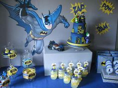 Hostess with the Mostess® - Batman Party