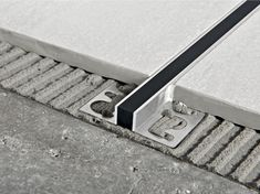 Neoprene Flooring joint PRODILAT by PROGRESS PROFILES