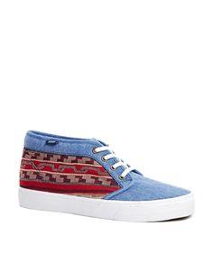 111a107159 Immagine 1 di Vans - 79 Inca - Scarpe da ginnastica stile chukka Asos Shop