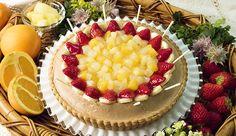 【グランフロント大阪 3周年記念】ミックスフルーツのタルト〜ミルクチョコレート風味〜