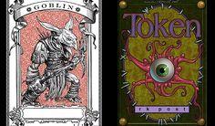 TOKENS! Goblin tokens, elf warrior, spirit, elemental (1/1), art is up to you, surprise me!