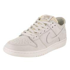 new product 096b7 0c0be Nike Mens SB Zoom Dunk Low Pro Decon Skate Shoe (13), White Nike