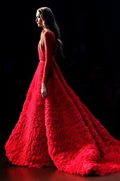 Ralph & Russo Fall Haute Couture 2015