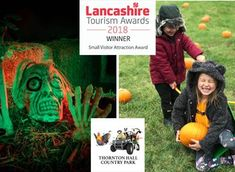 Halloween by Day & Pumpkin Picking Patch at Thornton Hall Country Park Holiday Monday, Bank Holiday Weekend, Thornton Hall, Blackpool Pleasure Beach, National Festival, St Georges Day, Pumpkin Picking, Trampoline Park, Picnic In The Park