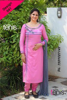 Salwar Suit Neck Designs, Kurta Neck Design, Neck Designs For Suits, Blouse Back Neck Designs, Kurta Designs Women, Salwar Designs, Kurti Designs Party Wear, Blouse Designs, Designer Kurtis