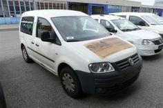 PKW (M1) VW Caddy Live EcoFuel - VIE KFZ und Flughafentechnik der Flughafen Wien-Gruppe - Karner & Dechow - Auktionen