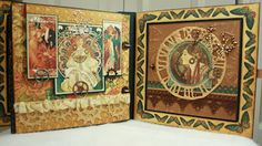 Monkeydreamz: Tales of a Paper Addict: Graphic45 Steampunk Debutante Mini-Album