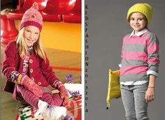 comfy and chunky knits are always in style.. kids fashion autumn-winter 2013-2014