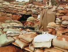 Khe sanh 1968 Vietnam History, Vietnam War Photos, First Indochina War, Diorama, Civil War Art, North Vietnam, American War, American Soldiers, War Photography
