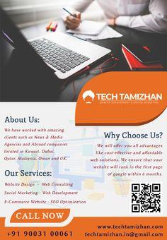 Website Development & Digital Marketing in Chennai Advertising Logo, Online Advertising, Creative Advertising, Seo Agency, Logo Design Inspiration, Design Ideas, Digital Marketing Services, Shopping Websites, Web Development