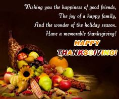 Share a warm #thanksgiving blessing with your loved ones & wish them a #thanksgivingwithinfinite happiness using this #ecard. #happythanksgiving #free #cards #greetings #wishes.