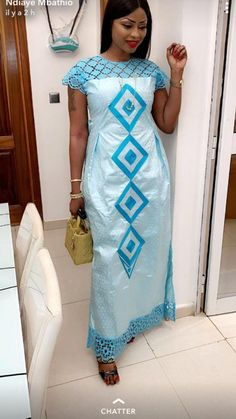African Traditional garments Source by adonaisamba Best African Dresses, African Traditional Dresses, Latest African Fashion Dresses, African Print Fashion, African Attire, African Print Dress Designs, African Blouses, Simple Gowns, Africa Dress