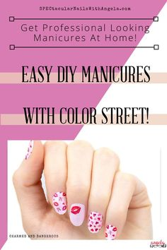 These days everyone' Manicure At Home, Manicure And Pedicure, Fancy Nails, Diy Nails, Moving Optical Illusions, Raised Bed Garden Design, Clear Acrylic Nails, Nail Jewels, Nail Length