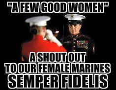 Female Marines, Us Marines, Women Marines, Army Women, Military Girlfriend, Military Love, Military Spouse, Once A Marine, Marine Mom