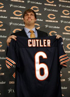 Jay Cutler joining Chicago Bears