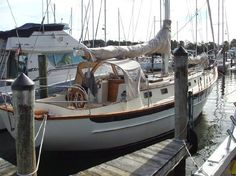 1979 Cabo Rico 38   Although long out of production, the Cabo Rico 38 (CR38) remains one of the most desirable blue water cruisers ever made. A Bill Crealock design, it tracks like a ...