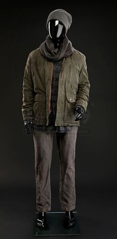"""SEASON 1 EPISODE 9: """"TROU NORMAND""""Will Graham's (Hugh Dancy) Shirt and Pants with Outerwear -jacket american eagle"""
