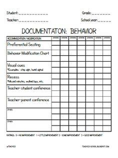 Classroom behavior management specialist??