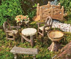 fairy mini garden design mini garden furniture