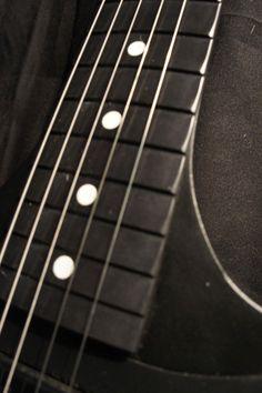 1985 Bond Guitars ElectraGlide carbon fiber electric... interesting design for frets