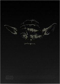Star Wars fan art by Marc Ferrer, via Behance