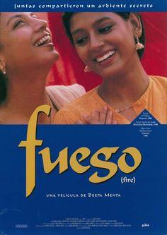 """Fuego (Fire) (1996) """"Fire"""" de Deepa Mehta - tt0116308"""