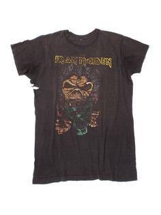 Iron Maiden Eddy Vintage T-Shirt 1980's