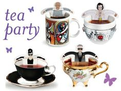 tea party...  Must have.
