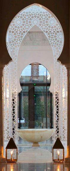 Luxury Spa Hotel Marrakech - Royal Mansour - Morocco. www.asilahventures.com