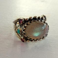 Hey, I found this really awesome Etsy listing at https://www.etsy.com/listing/130434842/labradorite-ring-silver-ring-gemstone
