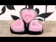 Como Hacer Jabon de Fresa y Chocolate - HogarTv por Juan Gonzalo Angel - YouTube