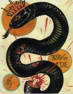 snake tattoo black - Recherche Google