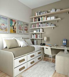 Teenage Bedroom Ideas | Interior Decoration