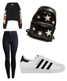 Designer Clothes, Shoes & Bags for Women Stella Mccartney, Off White, Adidas Sneakers, Converse, Shoe Bag, Polyvore, Stuff To Buy, Accessories, Shopping