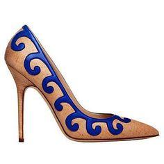Stunning Women Shoes, Shoes Addict, Beautiful High Heels manolo-blahnik #manoloblahnikheelsfallwinter