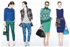 Chasing Davies: J.Crew by the color of the rainbow