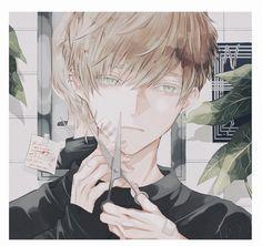 Image about hair in Anime & illustration Anime Boys, Cool Anime Guys, Handsome Anime Guys, Hot Anime Boy, Manga Drawing, Manga Art, Ecchi, Anime People, Boy Art