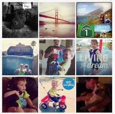 I just turned my Instagrams into magnets with Stickygram! Get $2 off your order with FRIEND3F4L #stickygram #imobsessed