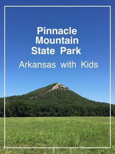 Pinnacle Mountain State Park with Kids | Little Rock Arkansas | Bambini Travel