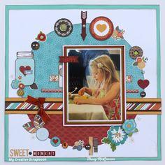 My Creative Scrapbook Echo Park, Simple Stories, Carta Bella Scrapbooking, Kit Club, Papercrafting, Fall