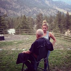 cool vancouver wedding Hair cuts anywhere! Shaved my grandpa up at the ranch ♡ #cleanedup #cowboy #cowboyhaircut #family #ilovemygrandpa #ranchlife #outdoors #hairstylist #makeupartist #makeupartist #shearbeautybc #shearbeauty #vancouver #vancouverhairstylist #vancouverhair #langley #whiterock #surrey #bc #canada #mobileservices #followme #tellyourfriends #beauty #lashes #mobile #lovemyjob by @shearbeautybc  #vancouverwedding #vancouverweddinghair #vancouverweddingmakeup #vancouverwedding