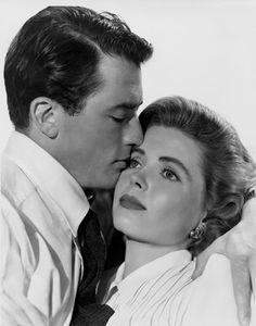 If you were born in 1947, Hollywood leading guy Gregory Peck stared in a well received movie that year, 'Gentleman's Agreement' where he went undercover posing as a Jew to conduct research for an expose on antisemitism in NYC. It was nominated for 8 Oscars and won Best Picture the next year -- His co-stars were Dorthy McGuire (shown here), John Garfield and Celeste Holm.