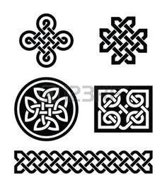 Noeuds celtiques mod�les photo
