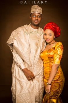 Fareeda Umar  Ibrahim Isa Yuguda | Atilary Photography | BellaNaija Northern Nigerian Kano Abuja Wedding