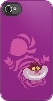 Cheshire Cat iPhone And iPod Touch Case