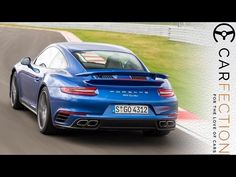 2017 Porsche 911 Turbo S: The New Benchmark For Speed - Carfection