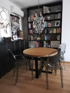 Dining Chairs, Furniture, Home Decor, Dining Room Furniture, Wood Tables, House Decorations, Decoration Home, Room Decor, Dining Chair