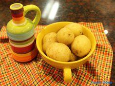 Carole's Chatter: Salt Potatoes