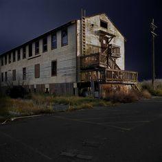 Mare Island, Vallejo Ca. Abandoned Navy Shipyard.